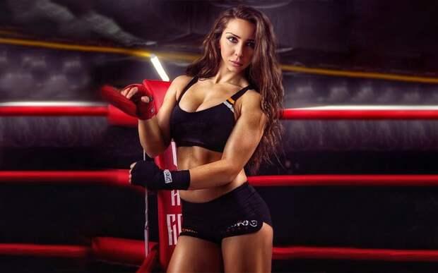 Боксерша Ангелина Семенова: «Запахло любовью, но мне интересен запах денег!»