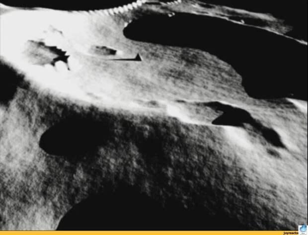 Интересные факты о Луне: Советские ученые допускали, что Луну могли создать пришельцы