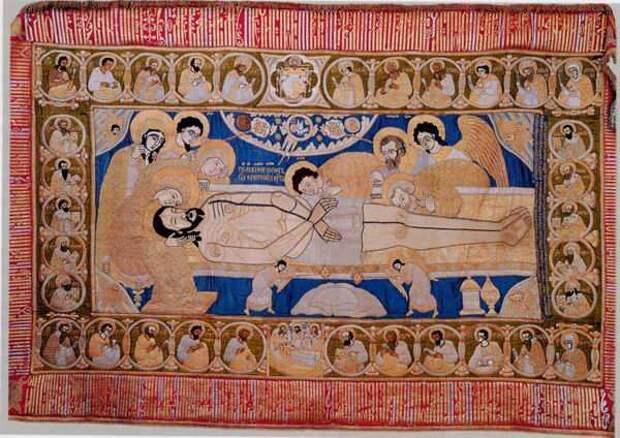 Происхождение, сущность и развитие вышивания