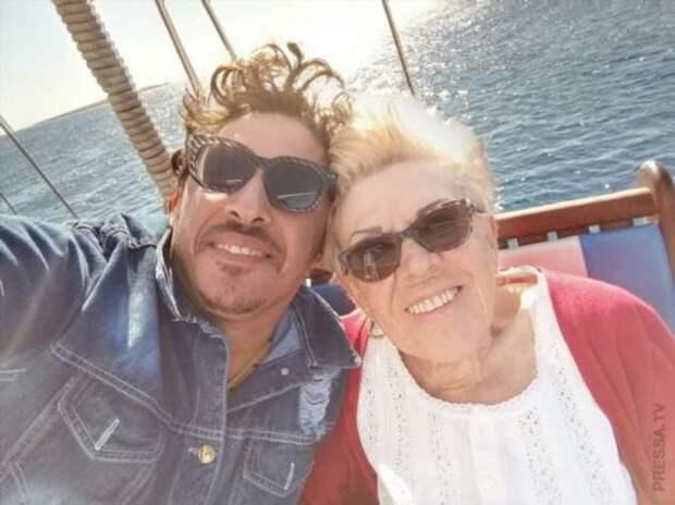 80-летняя британская пенсионерка вышла замуж за 35-летнего египтянина