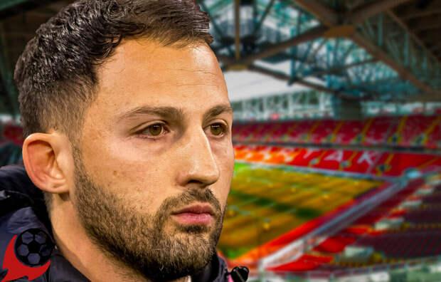 Футболист «Сочи» ударил помощника Тедеско после матча со «Спартаком»