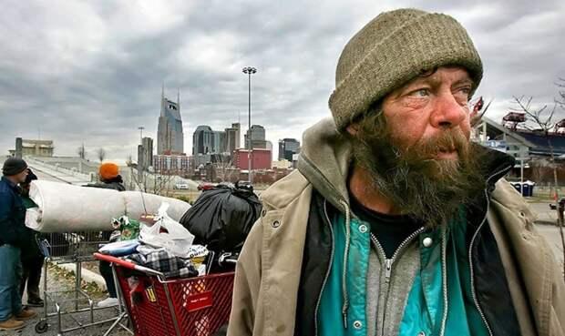 «Частный курс прикладной бездомности»: туристическая услуга от предприимчивого бомжа