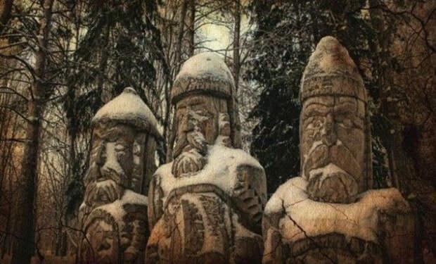 Чудь: раса великанов, которая жила на территории Сибири