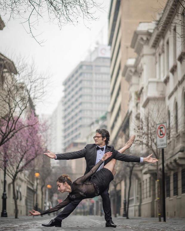 Омар З. Роблес фотографирует танец-8