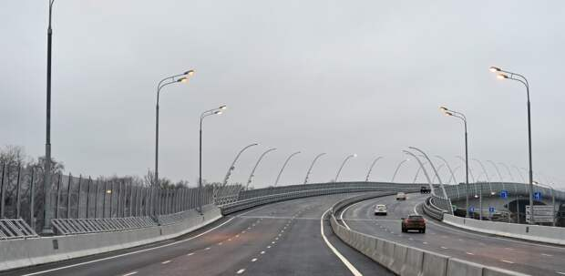 Началось бетонирование дороги наСусоколовских путепроводах