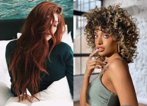 Цвет волос на весну: ТОП-5 модных окрашиваний