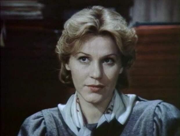 Анна Каменкова (Визит к Минотавру) СССР, актрисы, кино, сериалы