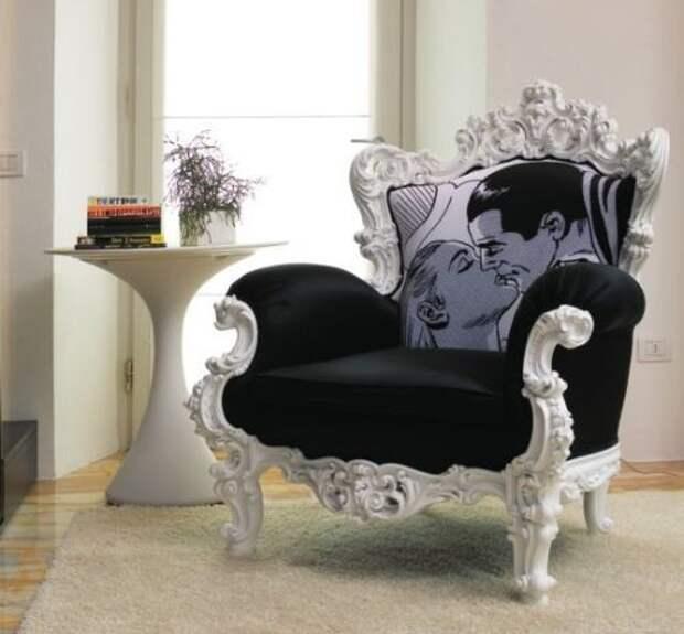 Прикольные кресла (подборка)