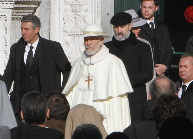 «Новый Папа»: сюжет и первые подробности