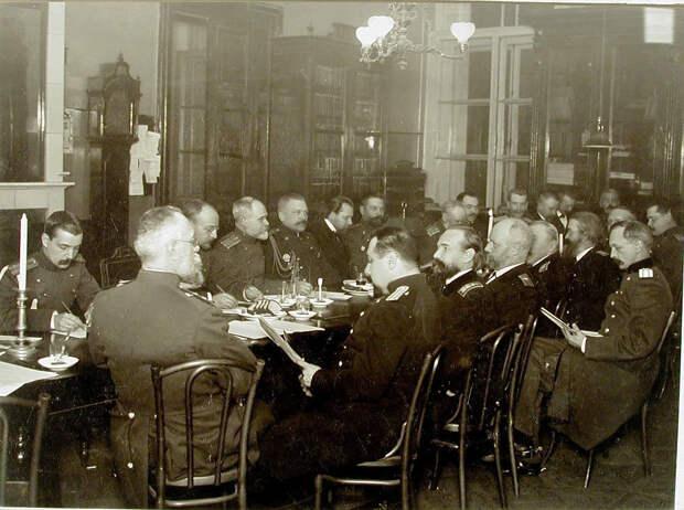 10. Заседание Большого комитета Пажеского корпуса