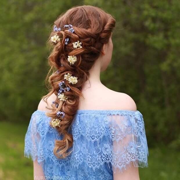 22.  косы, сестры