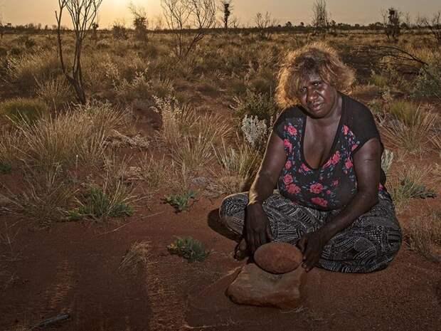 6. Пинтупийская девятка аборигены, вокруг света, племена, познавательное