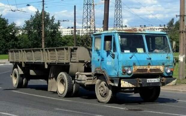 Нэ так бiйся вовка в лiсi як машину з Кутаici... (украинский шофёрский фольклор)