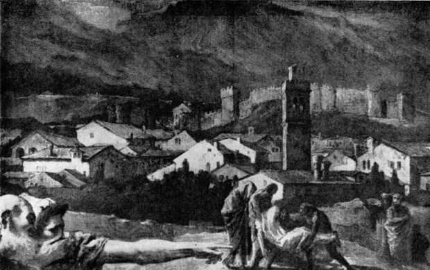 Чума, тиф, малярия и холера: союзники смерти в кавказских войнах