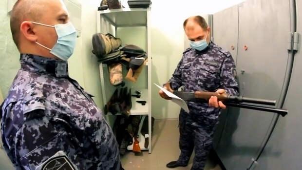Оренбуржцам рассказали опрейскуранте при добровольной сдаче оружия