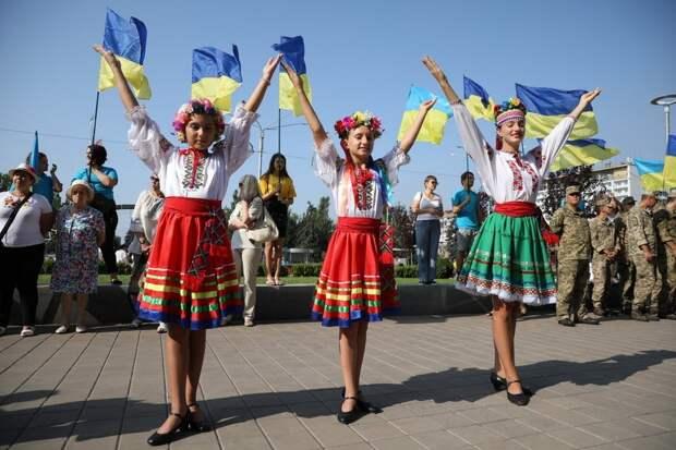 Консолидирующий винегрет украинской нации