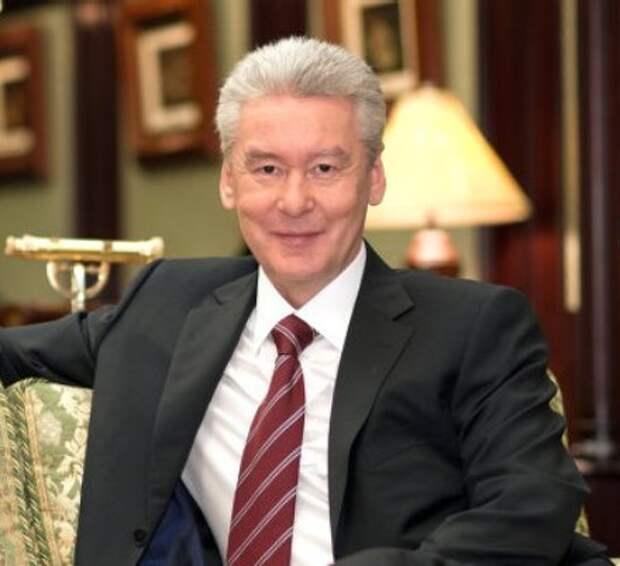 Сергей Собянин согрел Андрея Малахова