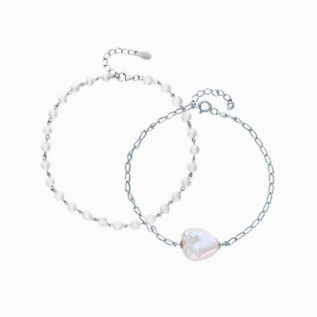 Где купить украшения для ног – браслеты на щиколотку и кольца?