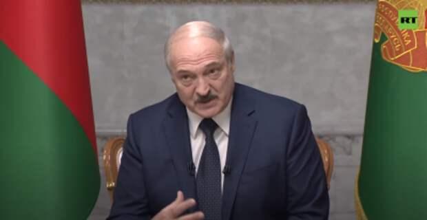 Лукашенко назвал «нашу Украину» форпостом провокаций и сателлитом США