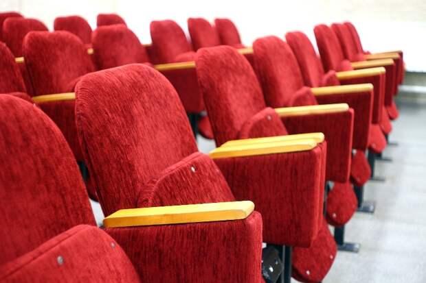 В кинотеатре «Искра» покажут советские мультфильмы