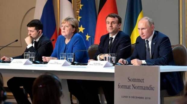 В Кремле назвали тему для переговоров с Украиной
