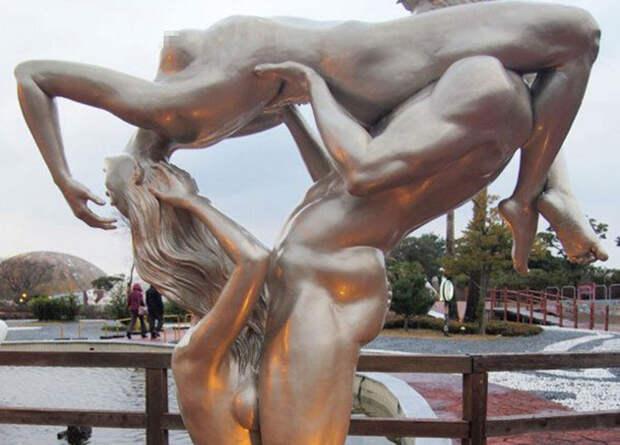 16 сексуальных фантазий, воплощенных в скульптурах