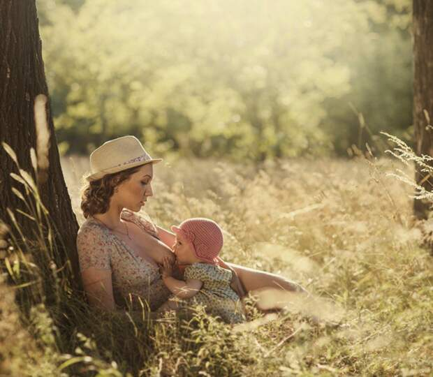 Материнство нынче не в моде! / Еще одна тайна скверны