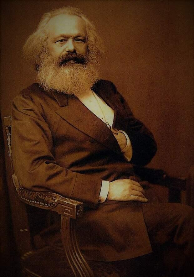Немного теории Карла Маркса. Деньги и их функции.