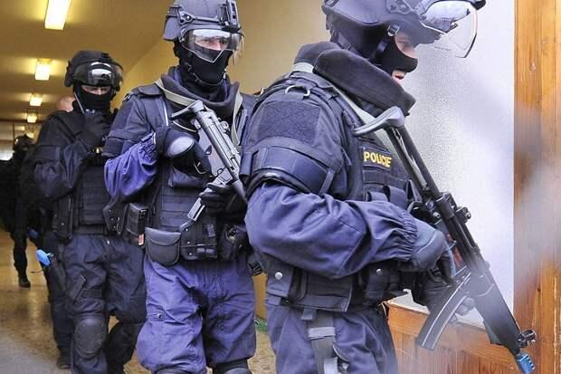 В Чехии задержали подозреваемых в участии в конфликте на востоке Украины
