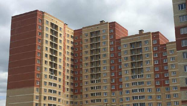 Более 40 дольщиков получат ключи от квартир в долгострое в Подольске