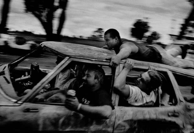 Поэтичный портрет Австралии: Фотографии на грани вымысла и реальности