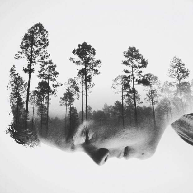 Мысль о покое и тишине