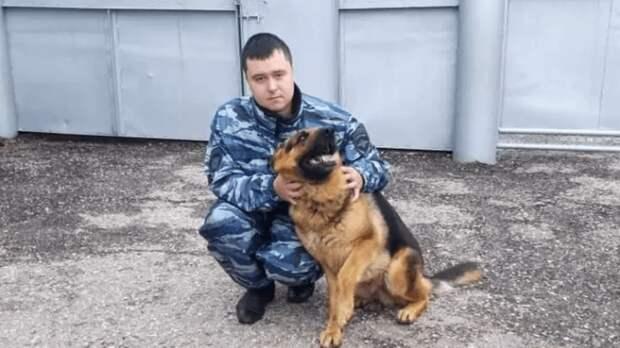 Служебная собака спасла мальчика, заблудившегося в лесу