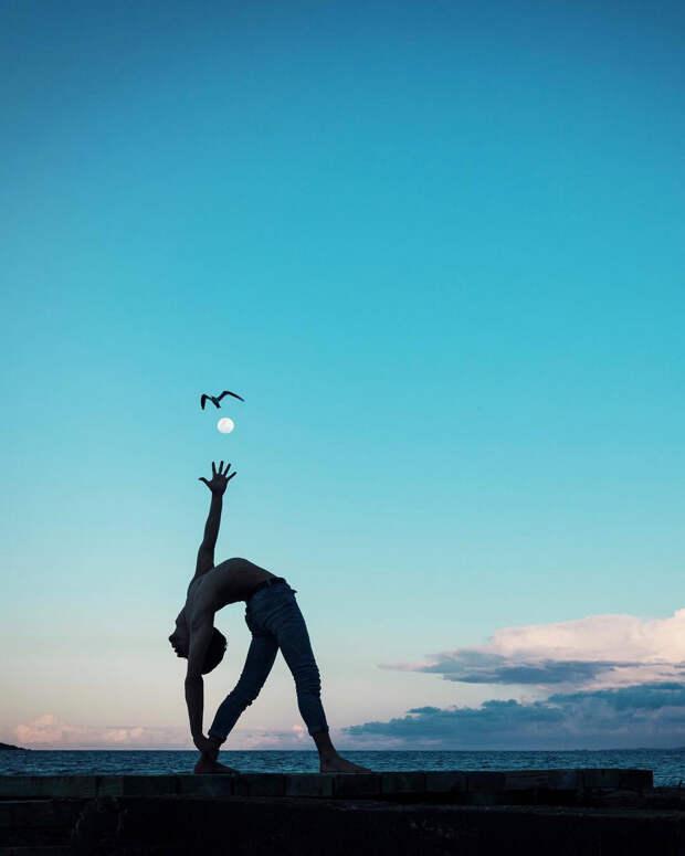 Омар З. Роблес фотографирует танец-13