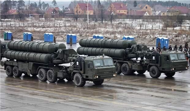 В 2015 году Россия разместит на Новой Земле полк С-400