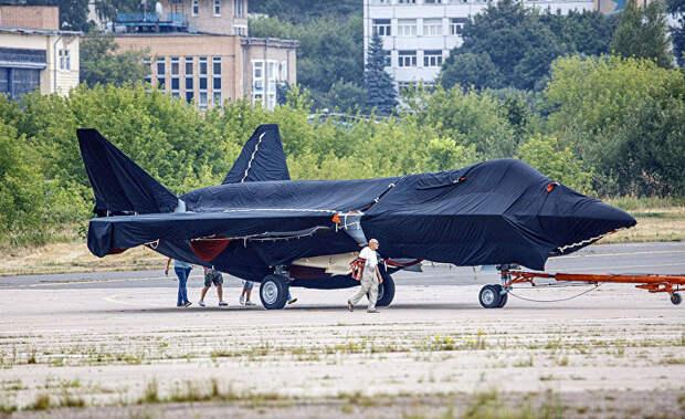 Ролик с новейшим российским истребителем вызвал у иностранцев восторг