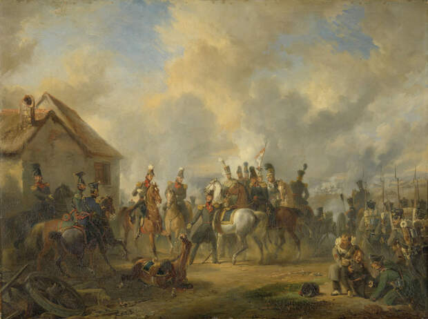 Вернисаж исторической живописи *Воины былых сражений...* (ч.2)