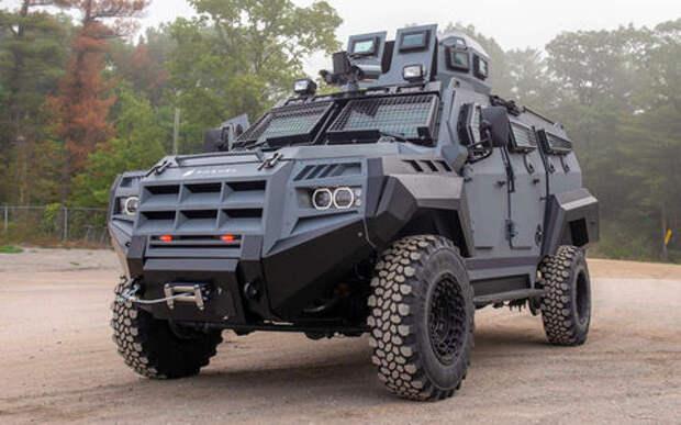 Канадцы создали машину на случай апокалипсиса