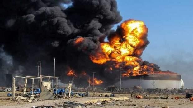 По нефтегазовому предприятию в Венесуэле нанесен ракетный удар