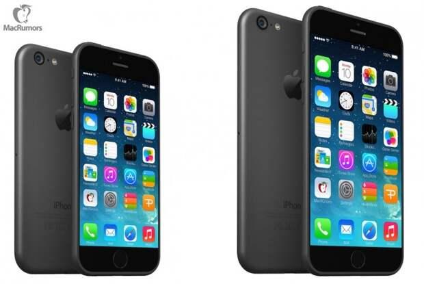 Foxconn подтвердила выпуск iPhone с диагональю 4,7 и 5,5 дюйма