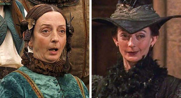 5 актеров из «Гарри Поттера», которые снимались в «Игре престолов»