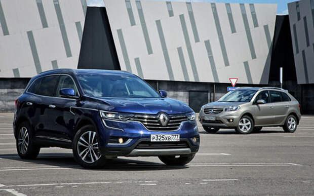 Чем новый Renault Koleos лучше старого
