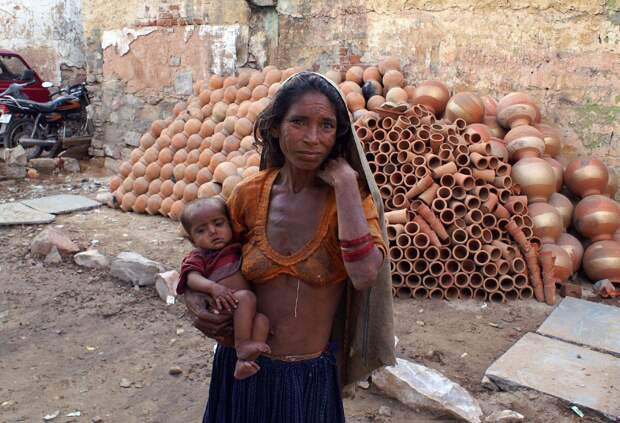 Абсолютно дикие факты о современной Индии