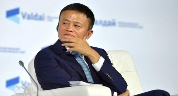 Власти Китая могут заставить Джека Ма избавиться от его доли в Ant Group
