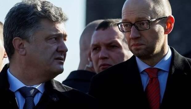 Яценюк готов поддержать Порошенко, если тот станет его членом | Продолжение проекта «Русская Весна»