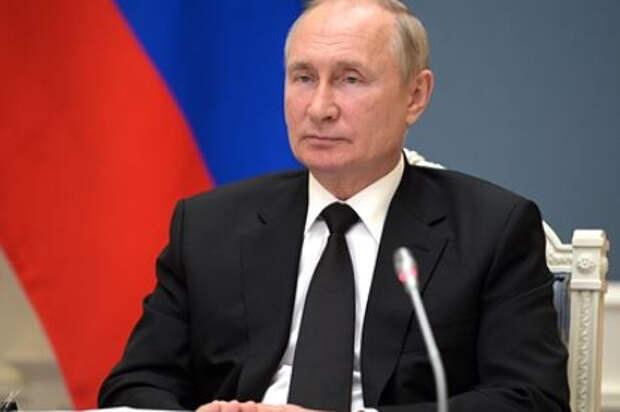 Путин объяснил рекордный рост цен на газ в Европе