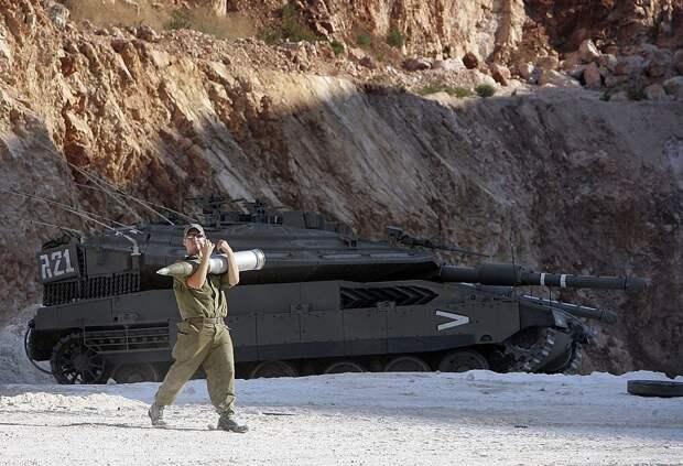 Метод генерала Ватутина: как арабы уничтожили секретный израильский супертанк