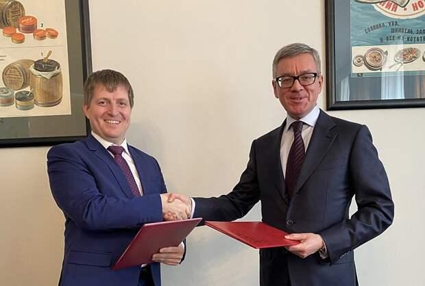 Союз рыбаков и учёных: ВАРПЭ и «Востокгосплан» подписали соглашение о сотрудничестве