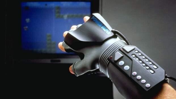 Nintendo Power Glove – культовый аксессуар из прошлого