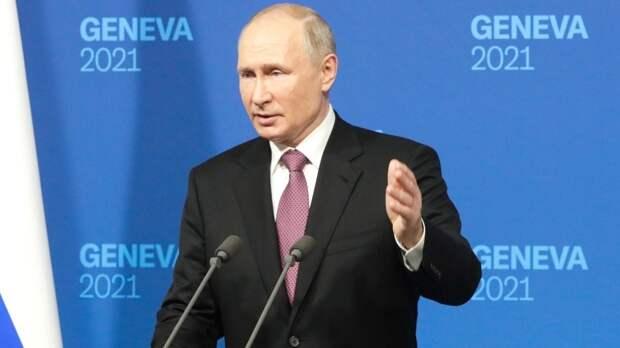 Лондон допустил очную встречу между Путиным и Джонсоном в ближайшее время